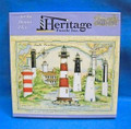 Lighthouses of South Carolina Jig Saw Puzzle
