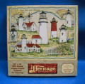 Lighthouses of Cape Cod Jig Saw Puzzle