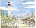 "Seaside Light - 8"" x 10"" Fine Art Print"