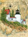 Bass Harbor Head Lighthouse E0164