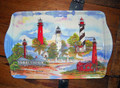 Florida Lights Medium Serving Tray