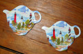 Florida Lights Tea Bag Holder - Set of 2