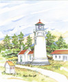 Umpqua River Lighthouse EML80