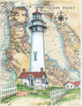 Pigeon Point Lighthouse E0188