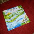 Ester Island Tile by Donna Elias