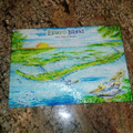 Estero Island cutting board by Donna Elias