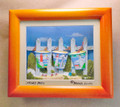 Jersey Pails - 3D Shadow Box
