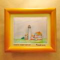 Fenwick Island Lighthouse - 3D Shadow Box