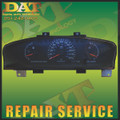 Dodge Plymouth, Neon Cluster (1995-1999) *Repair Service*