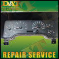 Jeep Wrangler Instrument Cluster (1997-2006) *Repair Service*