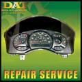 Nissan Titan Instrument Cluster (2004-2007) *Repair Service*
