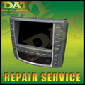 Lexus IS250 Navigator Display Screen (2006-2011) *Repair Service*