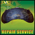 Chevy S10 Cluster (1998-2005) *Repair Service*