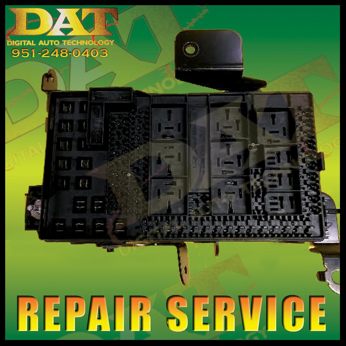Ford F250, F350, Excursion Super Duty Fuse Box (2003-2004) *Repair Service*Digital Auto Technology