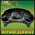Chevy SSR Cluster (2003-2006) *Repair Service*