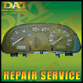 Golf Speedometer Cluster (2004-2007) *Repair Service*