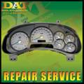 Buick Rainier Instrument Cluster Gauge Repair (2004-2006) *Repair Service*