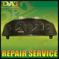 Nissan Frontier Instrument Cluster (2000-2001) *Repair Service*