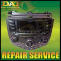Honda Accord Climate Control and Radio (2003-2007) *Repair Service*