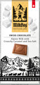 MilkBoy Chocolate with Crunchy Caramel & Sea Salt (100g)