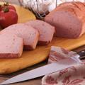 Stiglmeier Leberkäse-Bavarian style refined Meat Loaf  (Approx. 2 lbs)