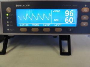 NELLCOR N-600 OXI MAX PULSE OXIMETER