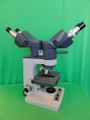 AMERICAN OPTICAL MICROSTAR ILLUMINATOR MODEL 1130 MICROSCOPE
