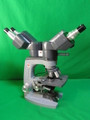 AMERICAN OPTICAL MICROSTAR DUAL HEAD MICROSCOPE
