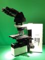 OLYMPUS BX40F-3 BINOCULAR EYEPIECE MICROSCOPE