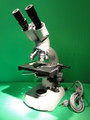 ZEISS NT MICROSCOPE WITH 4 OBJECTIVES