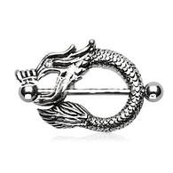 Nipple Ring Bar KQ-0006