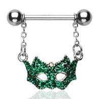 Nipple Ring Bar KQ-0098