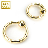GDR 14K Gold Ring
