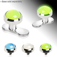 DALB01 Glow in the Dark Dermal Top