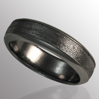 Palladium men's wedding band.  6.25mm wide