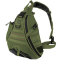 Maxpedition Monsoon Gearslinger BackPack OD Green 0410G New With Tags Free Shipping