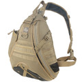 Maxpedition Monsoon Gearslinger BackPack Khaki 0410K New With Tags Free Shipping