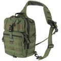 Maxpedition Malaga Gearslinger BackPack OD Green 0423G New With Tags Free Shipping