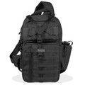 Maxpedition Kodiak S-Type Gearslinger BackPack Black 0468B New With Tags Free Shipping