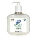 DIAL BASICS LIQUID HAND SOAP PUMP 12/16 OZ