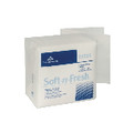 SOF-N-FRESH AIRLAID PATIENT CARE WIPE WHI 18/55