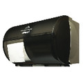 COMPACT DOUBLE ROLL COVERED HIGH CAPACITY DISP