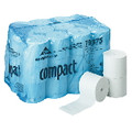 COMPACT CORELESS 2PLY BATH TISSUE