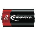 BATTERY ALKALINE SIZE D 12/PK
