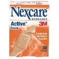 NEXCARE ACTIVE FLEX FOAM BANDAGE 1X3 30/BX