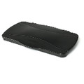 SLIM JIM HINGED LID BLACK