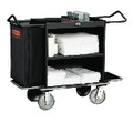 HIGH CAPACITY HOUSEKEEPING CART 1