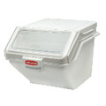SAFETY STORAGE BIN 200 CUP WHI