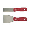 SCRAPER 1.5 IN CARBON STEEL BLADE RED HNDL 6/CTN