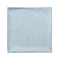 MICROFIBER GLASS & MIRROR CLN CLOTH 16X16 BLU 12